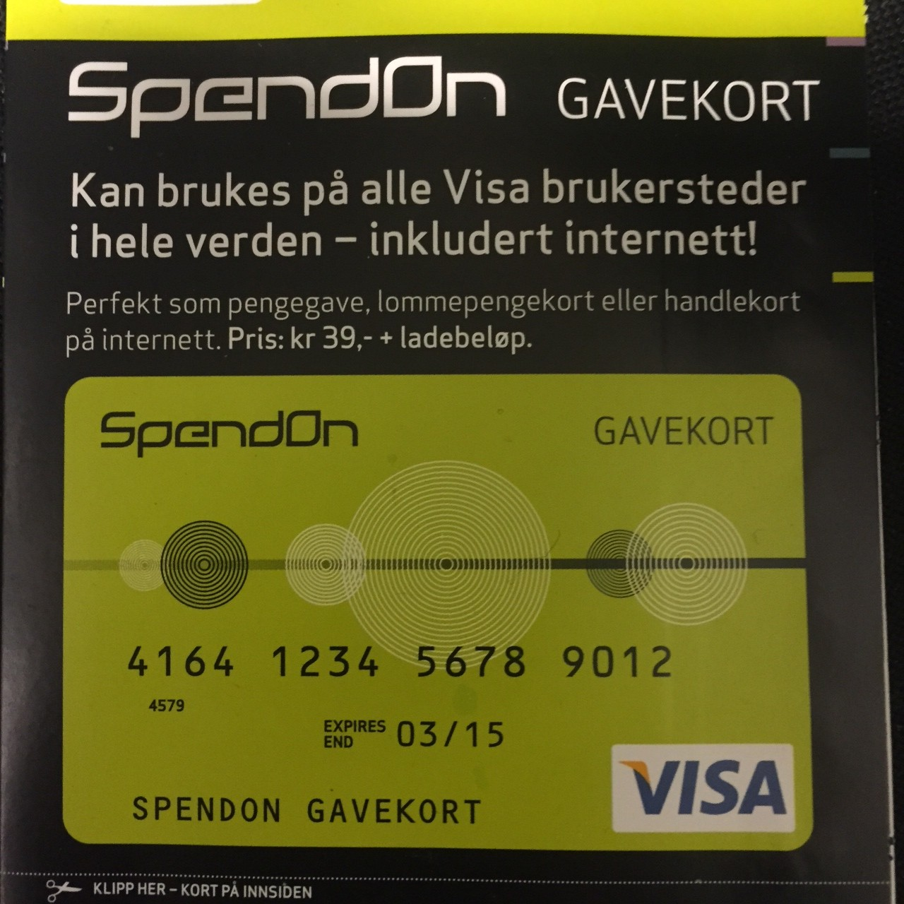 oslo chat visa spendon