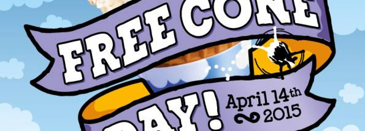Ben & Jerry´s Free Cone Day 2015!